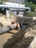 Монтаж наружных сетей водопровода