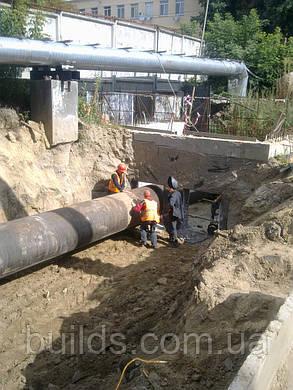 Монтаж наружных сетей водопровода, фото 2