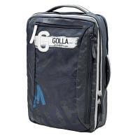 Рюкзак для ноутбука 15 -16 Golla German Backpack Blue (G1272)