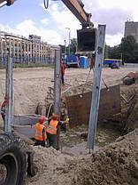 Монтаж наружных сетей водопровода, фото 3