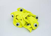 Умный пластилин Хендгам Handgum Желтый 50г (запах дыни) Украина Supergum Nano gum, Neogum