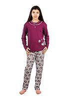Пижама для девочек подросток MIRANO kod:7222