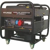 Бензогенератор Hyundai HY 12000LE-3