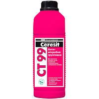 Антимикробная грунтовка Ceresit CT 99, 1 л