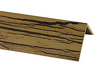 Декоративний кут Дуб натуральний   20х20  2,75м