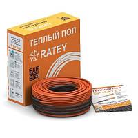 Двухжильный нагревательный кабель Ratey RD2 - 125 Вт
