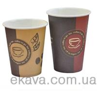 Бумажные одноразовые стаканчики Vendocup 185 мл 100 шт