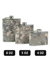 Фляга армейская AT-Digital 110мл