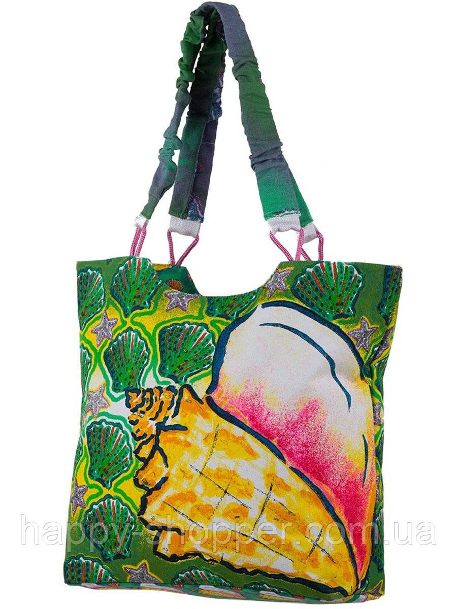 Яркая пляжная сумка от Charmante / WAB 1301