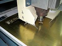 Фрезерная резка листовых материалов