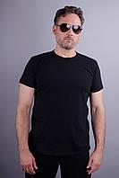 Оптима. Мужская футболка. Черный., фото 1