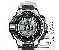 Мужские часы Casio Protrek PRG-270D-7 Касио противоударные японские кварцевые