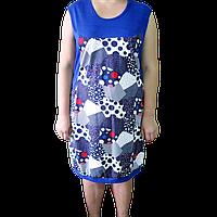 Женское платье Батал 54 размер