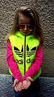 Жилетка детская демисезонная Adidas