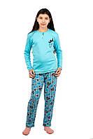 Пижама для девочек подросток MIRANO kod:7213