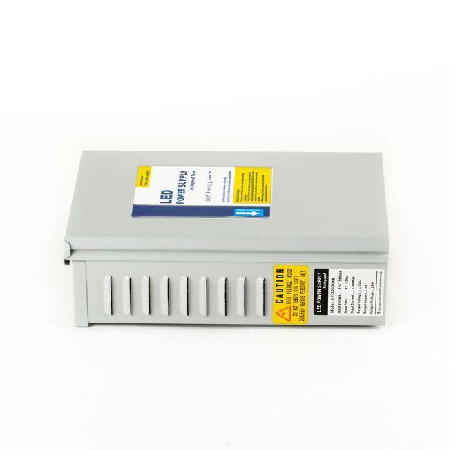 Блок питания 12V 100Вт  Всепогодный Standart