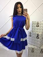 Роскошное платье с бантом