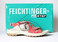 Шикарные кожаные босоножки Feichtinger Air Step, Германия-Оригинал