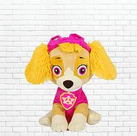 Детская мягкая игрушка,щенячий патруль,пес Скай