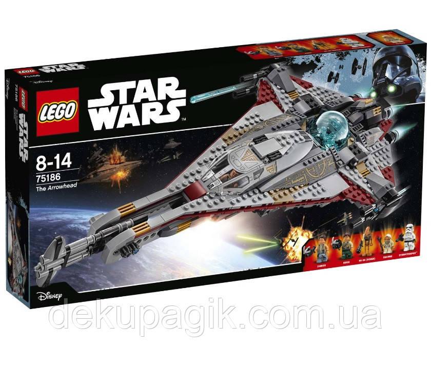 Lego Star Wars Стрела 75186