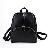 Рюкзак женский черный М135 натуральная кожа, фото 1