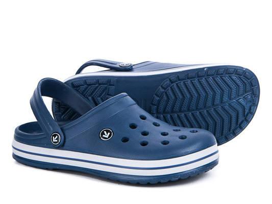 Мужские кроксы летняя обувь (реплика)