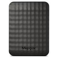 Внешний жесткий диск 2.5 500GB Seagate (STSHX-M500TCBM)