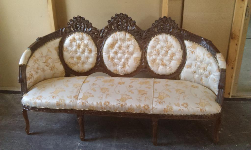 Реставрація антикварних меблів. 1