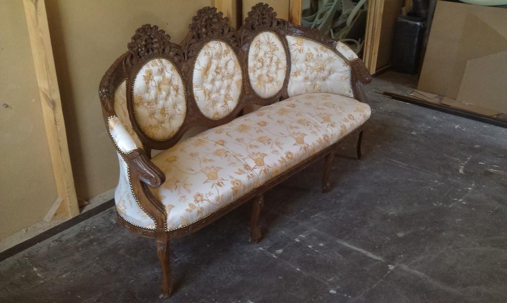 Реставрація антикварних меблів. 5