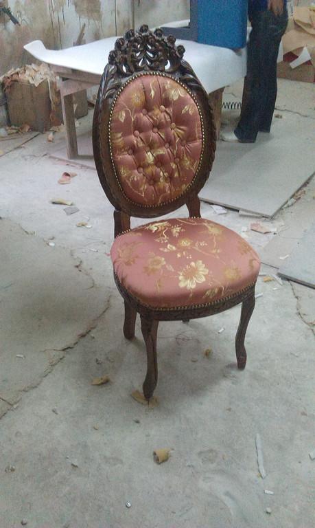 Реставрація антикварних меблів. 6