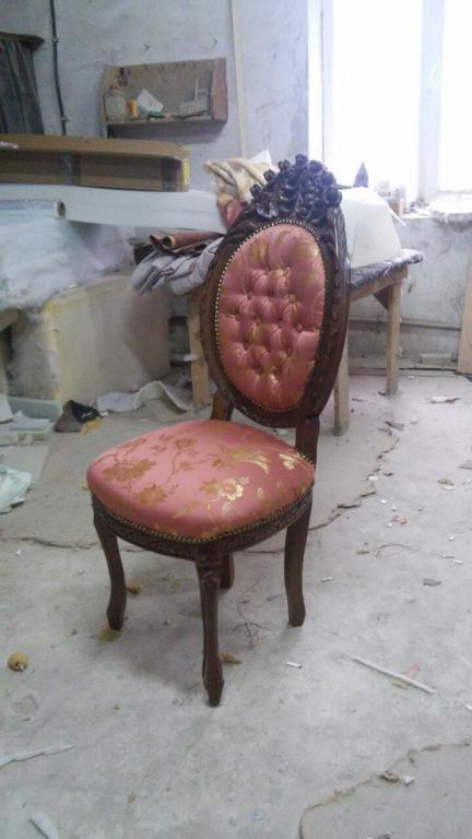 Реставрація антикварних меблів. 9