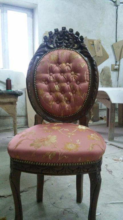 Реставрація антикварних меблів. 10