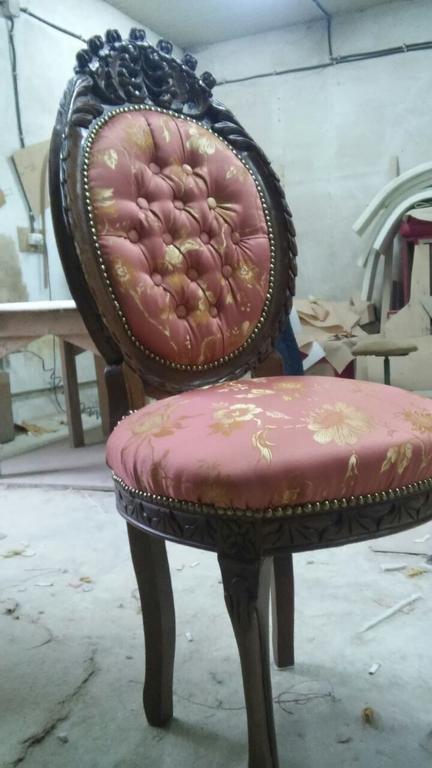 Реставрація антикварних меблів. 13