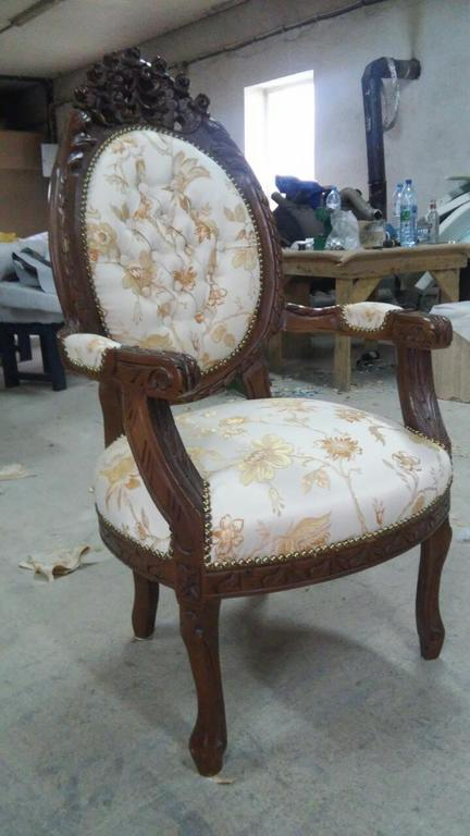 Реставрація антикварних меблів. 16