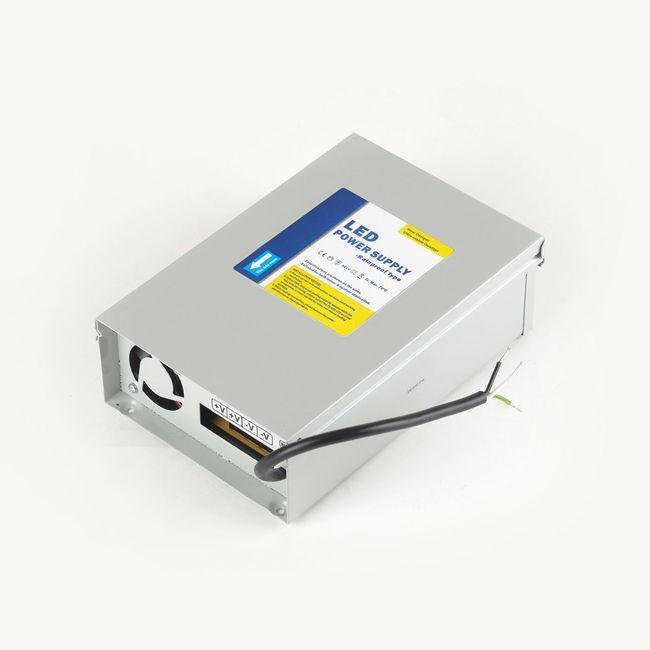 Блок живлення 12V 300Вт Всепогодний Standart