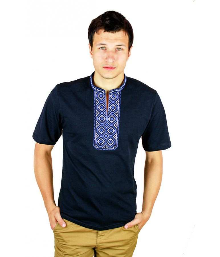 Вишита футболка хрестиком. чоловічі вишиванки. Сорочка чоловіча. Вишиванки чоловічі.