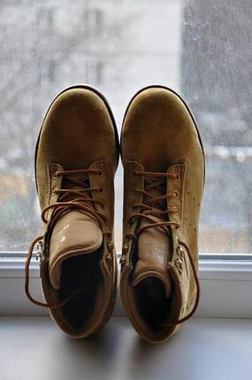 Оригинальные зимние ботинки Adidas Navy Boot, фото 2