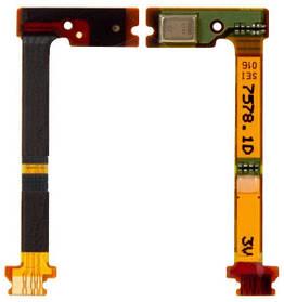Шлейф для Sony E5803 Xperia Z5 Compact / E5823 Xperia Z5 Compact с микрофоном