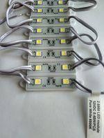 Светодиодный модуль 2 лед SMD 5050, светодиодные кластеры для маленьких букв