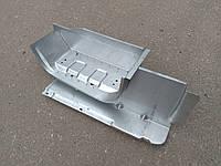 Подножка передняя левая ГАЗ-3302,2705,3221,2217, Газель, Соболь (Ремонтная ремвставка), фото 1