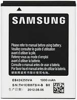 Аккумулятор Samsung S3850 / EB424255V (1000 mAh)