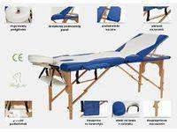 Массажный стол деревянный 3-х сегментный стол для массажа S