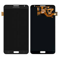 Дисплей для Samsung N7502 Note 3 Neo Duos + с сенсором (тачскрином) Grey