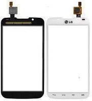Сенсор (тачскрин) LG P715 Optimus L7 II Dual White