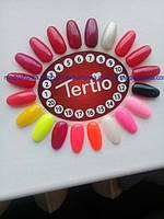 Швидке замовлення гель-лаків Tertio з палітри