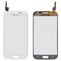 Сенсор (тачскрин) Samsung I8552 Galaxy Win белый