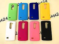 Пластиковый чехол Alisa для LG Leon Y50 H324 (8 цветов)