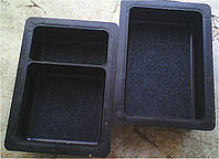 Формы для тротуарной плитки «Брук (Старый город) одинарный и двойной» заказ от 50 штук