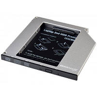 Фрейм-переходник Grand-X HDD 2.5 to notebook ODD SATA3 (HDC-26)