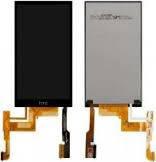Дисплей (экран) для HTC One E8 Dual Sim с сенсором (тачскрином) черный